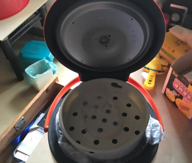 德尔玛 Deerma 吸尘器配件 过滤网 DX128C专用过滤芯 海帕HEPA 晒单图