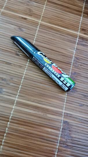 易彩 汽车补漆笔划痕刮痕修复神器 车漆修补 大众polo 朗逸 明锐 SVW-2 深黑 单支装 汽车用品 晒单图