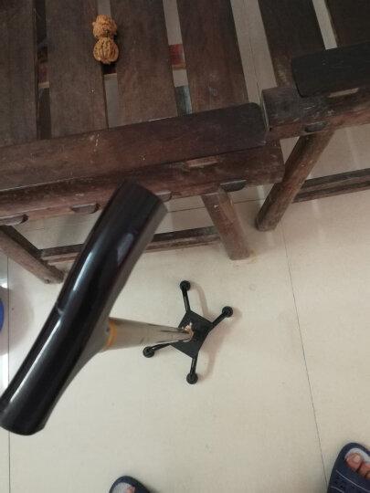 优康德 铝合金双弯塑胶四脚拐杖UKD-2600F老年人防滑拐棍 可折叠左右手可调手杖 晒单图