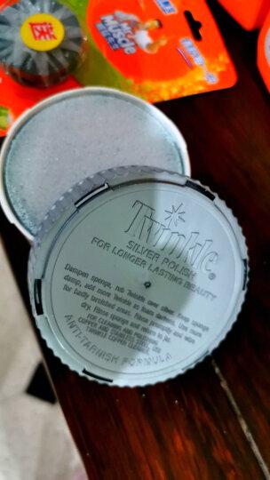 泰华施 亮洁擦银膏124g 大理石清洁剂金属不锈钢铜锈清洁抛光膏(商用) 晒单图