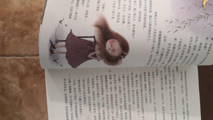 打动孩子心灵的中国经典童话·笨狼·稻草人·小布头·阿笨猫·乌丢丢·小巴掌·大林和小林·鼹鼠·8册套 晒单图