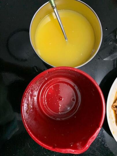 美之扣 不锈钢橙汁榨汁机手动压橙子器简易迷你炸果汁杯小型家用水果柠檬榨汁器 升级不锈钢款【适用橙子/柠檬/苹果/石榴等】 晒单图