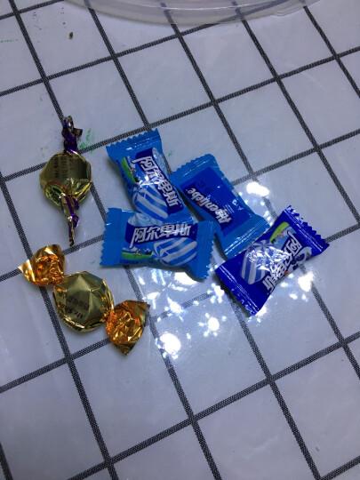 俄罗斯进口 KDV巧克力味夹心糖500g(代可可脂)紫皮糖喜糖糖果kpokaht 晒单图