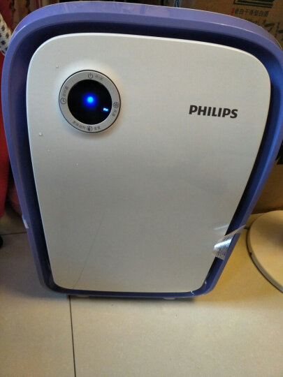 飞利浦(Philips) 空气净化器家用除烟雾霾pm2.5 智能控制 ACP027复合高效去甲醛-130立方米/h 晒单图