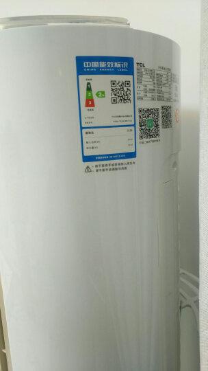 TCL 空调二级能效智能定频圆柱型立柜式 空调柜机 小炫风系列 大3匹 适用28~40平 晒单图