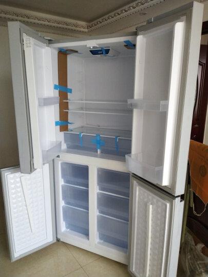 康佳(KONKA)396升 十字对开多门冰箱 家用电冰箱 超薄机身 静音节能 分区储存 BCD-396MN 晒单图