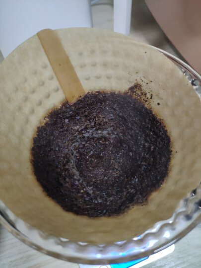 Cafesoon 焙炒咖啡豆,严选阿拉比卡精品咖啡生豆,匠心新鲜焙制,香浓黑咖啡,500g 蓝山咖啡(无货) 晒单图