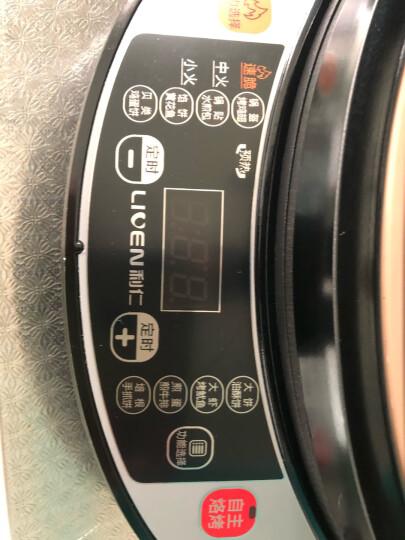 利仁(Liven)电饼铛家用智能双面加热25MM加深烤盘火力可调定时煎饼机烤肉烙饼锅早餐机LR-D3009 晒单图