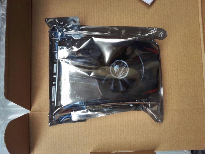 七彩虹(Colorful)GT730K 黄金版-2GD5 独显卡2GB 台式电脑主机箱显卡独显 晒单图
