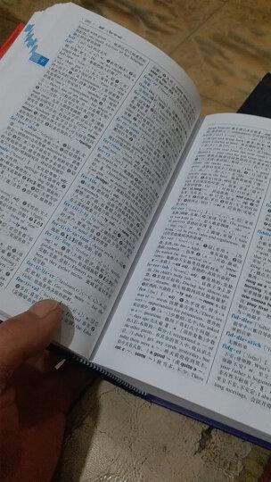 最新英汉百科图解大词典 英语字典词典工具书小学初中高中学生实用牛津词典大学四六级 晒单图