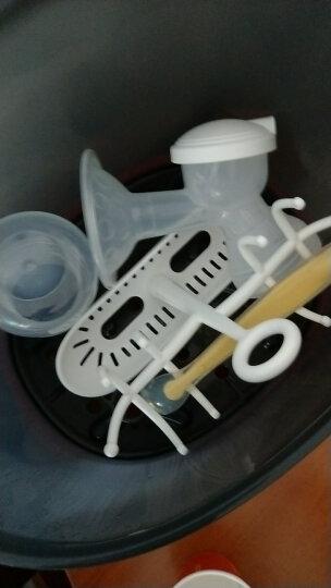 小白熊(Snow Bear)婴儿奶瓶消毒器带烘干 多功能宝宝蒸汽奶瓶消毒锅消毒柜 HL-0993 晒单图