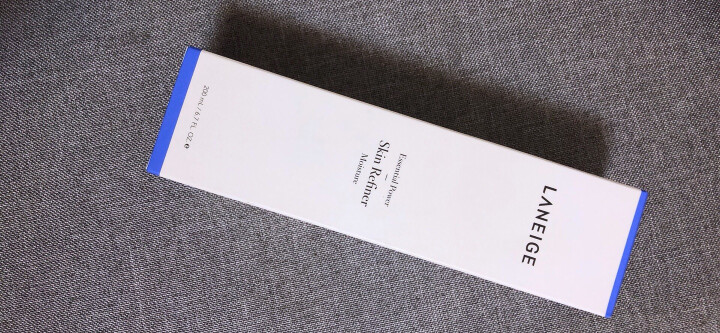 兰芝(LANEIGE)水衡舒颜精华水200ml(保湿补水 敏感肌适用) 晒单图