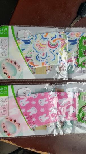 晟旎尚品 绒面黏贴式马桶垫 马桶套 卡通兔子 晒单图