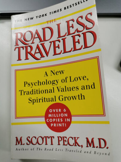 M·斯科特·派克 少有人走的路:心智成熟的旅程 英文原版The Road Less Traveled  晒单图
