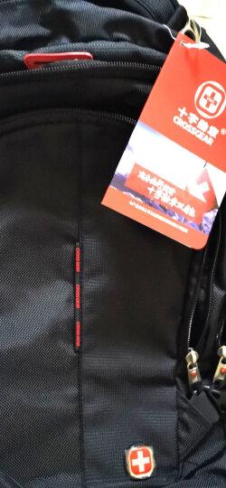 CROSSGEAR防盗双肩包男商务笔记本电脑包17.3英寸背包大容量出差旅行包防泼水学生书包CR-9001XL黑色 晒单图