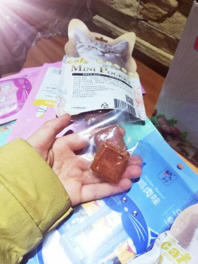 猫太郎(TheCats)宠物猫咪流质零食挑嘴湿粮猫条冻干咖啡条 金枪鱼组合装 60g*5包 晒单图