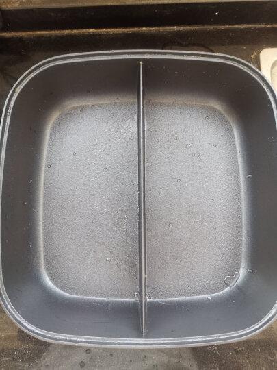 苏泊尔(SUPOR)电火锅家用 多功能电热锅电煮锅5L不粘鸳鸯火锅H3030YK804-150 晒单图