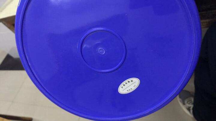 天章办公(TANGO)超大号金属网垃圾桶办公室厨房卫生间家用清洁桶办公环保纸篓φ295mm/探戈系列办公文具 晒单图