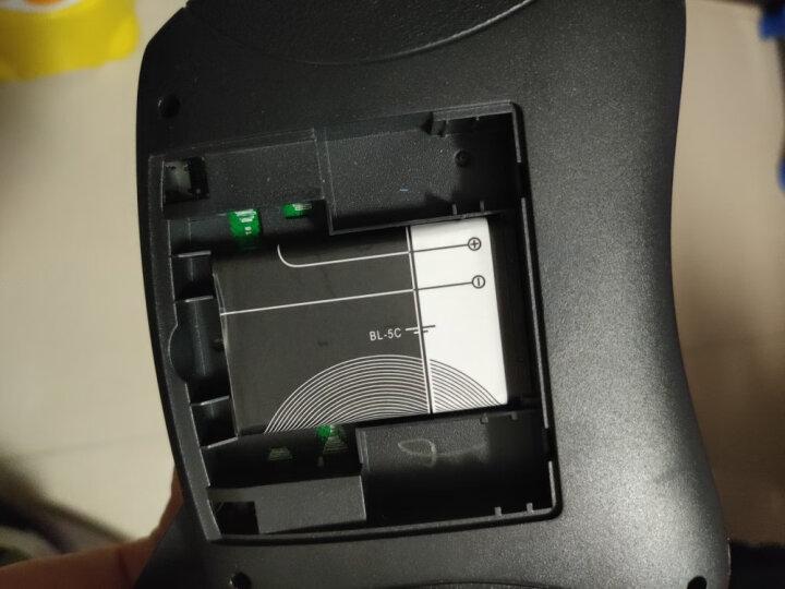 艾拍宝 2.4G无线蓝牙键盘鼠标套装 空中飞鼠 背光多媒体键盘鼠标 游戏手柄遥控器 锂电无线三色背光 晒单图