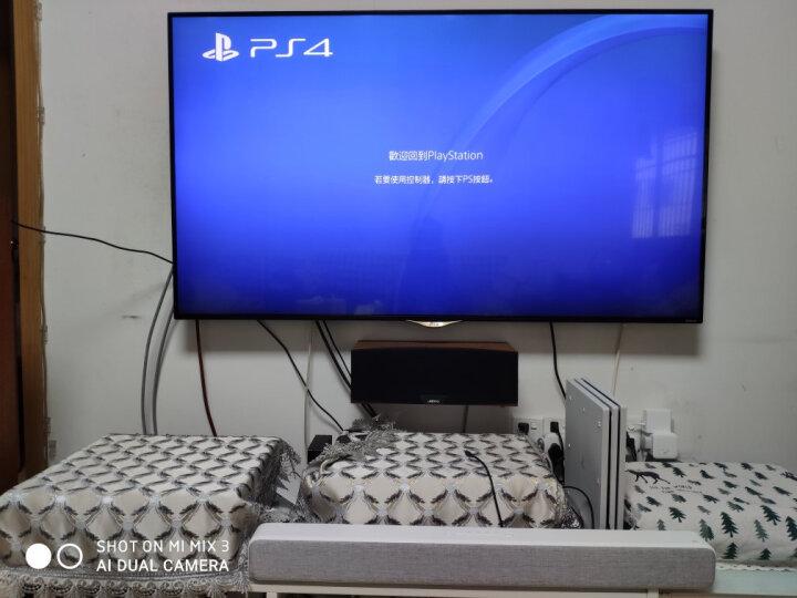 索尼(SONY) 港版PS4 Pro家庭娱乐游戏机 slim500G+摄像头神秘海域4舞力全开2017 晒单图