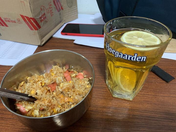 Hoegaarden/福佳 比利时风味果味精酿啤酒小麦白啤 福佳白啤酒330ml*24瓶 晒单图