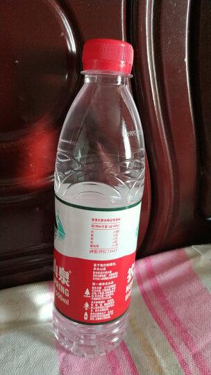 农夫山泉 饮用水 饮用天然水550ml普通装1*24瓶 整箱装 晒单图