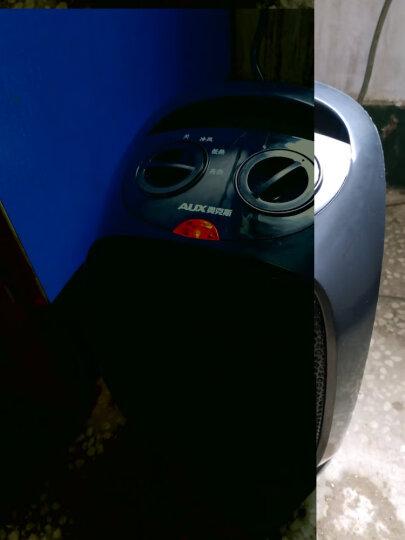 奥克斯(AUX)取暖器/电暖器/电暖气家用/取暖电器/电暖气暖风机烤火炉桌面电暖风热风机NSBE-150-B 晒单图