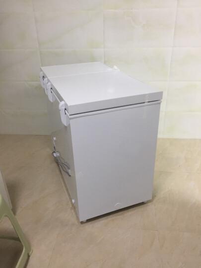 容声(Ronshen) 165升冰柜小型家用 大冷冻双温冷柜大容量  一级能效BCD-165MB 母婴母乳卧式小冰箱 晒单图