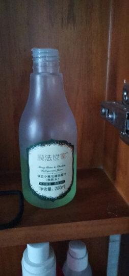 膜法世家 绿豆小黄瓜蜜汁爽肤水200ml(绿豆黄瓜蜜  补水清爽) 晒单图