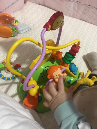 伟易达(VTech)儿童玩具小猴彩虹圈 叠叠乐叠套层层高套圈婴幼儿音乐玩具0-3岁益智玩具儿童礼物 晒单图