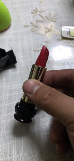 安娜苏(Anna sui)鎏金焕彩唇膏370 3g 钻石粉色( 唇蜜 唇釉 口红) 双色保湿 晒单图