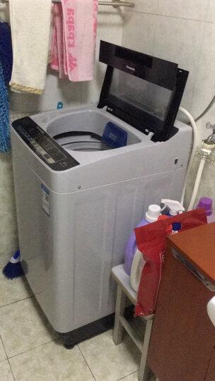 松下(Panasonic)洗衣机全自动波轮8.5kg 泡沫发生技术 节水立体漂 精洗技术 羊毛洗 XQB85-H78321 晒单图