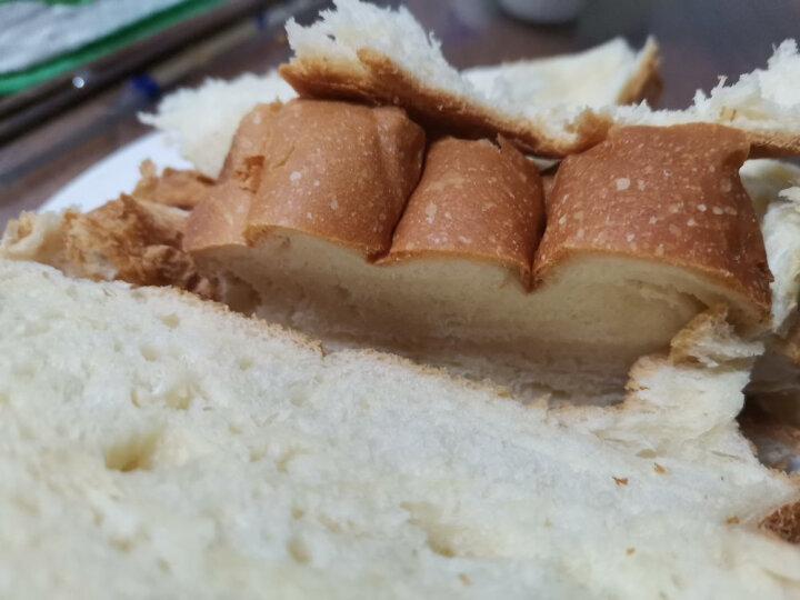 柏翠(petrus)面包机家用全自动大容量双管烘烤 21项菜单PE6988 香槟金 晒单图