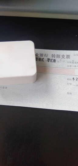 普霖BPL-810自动支票打印机 BPL-810单机使用打印支票日期金额和密码 晒单图