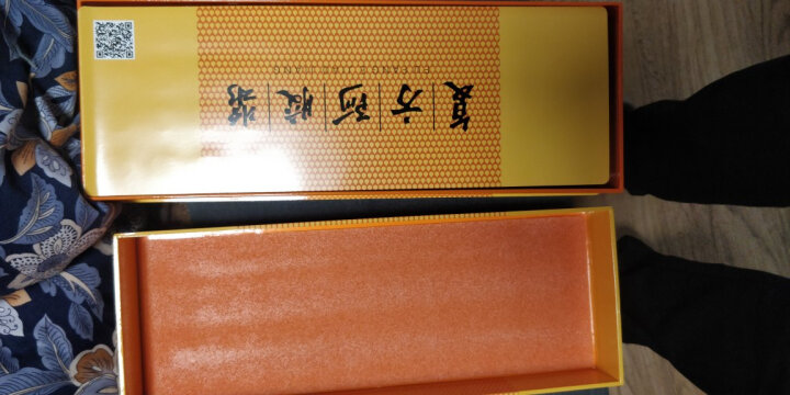 东阿 阿胶250g 补血滋阴 润燥止血 红标铁盒装 晒单图