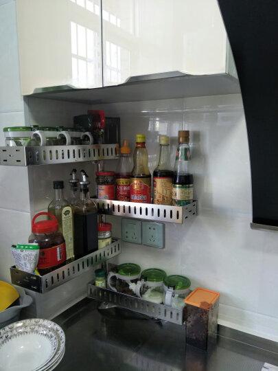 克芮思托 NC-8321厨房玻璃调味罐鲜宝调味罐收纳罐调料盒带勺360毫升 晒单图
