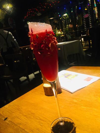 Rotkappchen/小红帽 德国原瓶进口 甜白起泡气泡葡萄酒 女士微醺果酒 石榴味750ml 晒单图