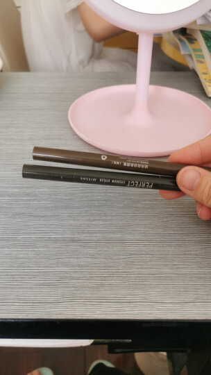 谜尚(MISSHA)自动美眉笔(棕色)0.26g(自营眉粉初学者 防水防汗持久不脱色 ) 晒单图