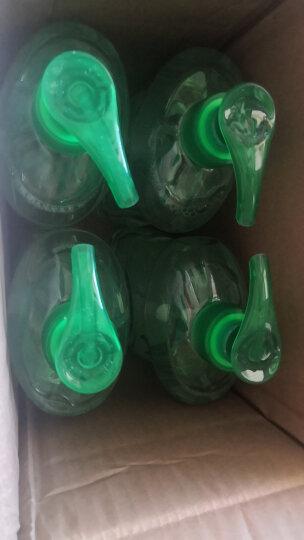 蓝月亮茶清洗洁精套装:1kg*4瓶 果蔬餐具清洗剂 洗涤灵 快速去油去农残 过水即净无残留 天然安全 儿童可用 晒单图