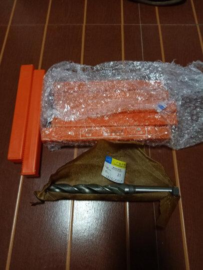 上工 锥柄麻花钻头HSS高速钢 车床钻头 莫氏圆锥锥钻 20mm(1支装) 晒单图