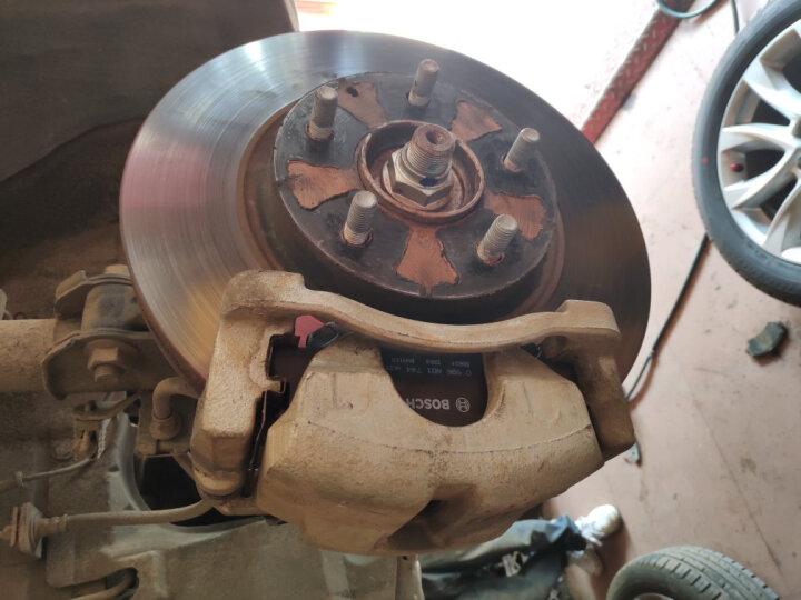 博世(BOSCH)刹车片前片 马自达CX-5 0986AB1744 晒单图