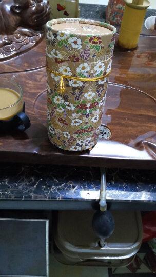 老缪家 茶叶 浓香耐泡茉莉花茶叶 茉莉龙珠绣球 花草茶 2罐装共250g 送礼品袋 晒单图
