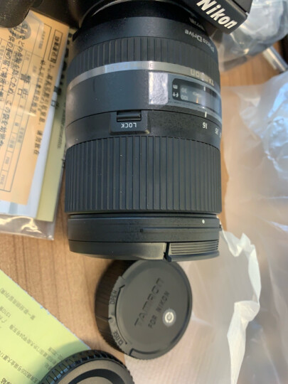 腾龙(Tamron) B016 16-300mm F/3.5-6.3Di II VC PZD半画幅全能大变焦防抖镜头旅游风光人像(尼康单反卡口) 晒单图