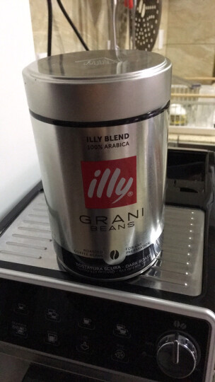 京东海外直采 意大利进口 意利 illy 中味摩卡MOKA咖啡粉(中度烘焙) 250g 晒单图