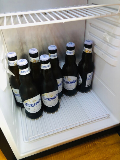 Hoegaarden/福佳 比利时风味精酿啤酒小麦白啤 福佳白啤酒330ml*24瓶 晒单图