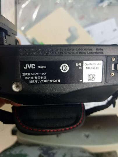JVC GZ-R320SAC 高清闪存摄像机,银色(家用DV,HD高清,全新四防,5小时续航,R10升级版) 晒单图