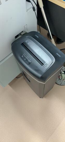 科密(comet)120分钟大型长时间办公商用碎纸机 纸张文件粉碎机 碎卡光盘1625D 晒单图
