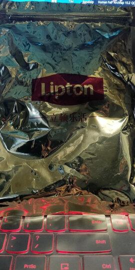 立顿Lipton  茉莉花茶  乐活三角茶包袋泡茶叶1.8g*20 晒单图