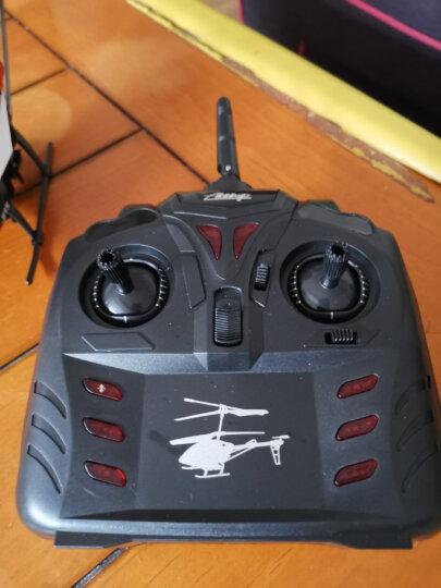 雅得(ATTOP TOYS)遥控飞机 功夫王耐摔航模直升飞机儿童玩具无人机飞行器男孩礼物 615红色礼盒装 晒单图