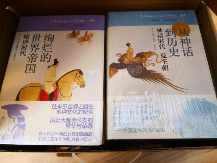 讲谈社·中国的历史08·疾驰的草原征服者:辽西夏金元 晒单图